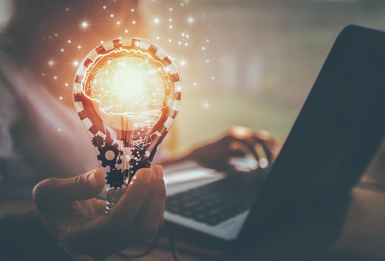 É hora de inovar
