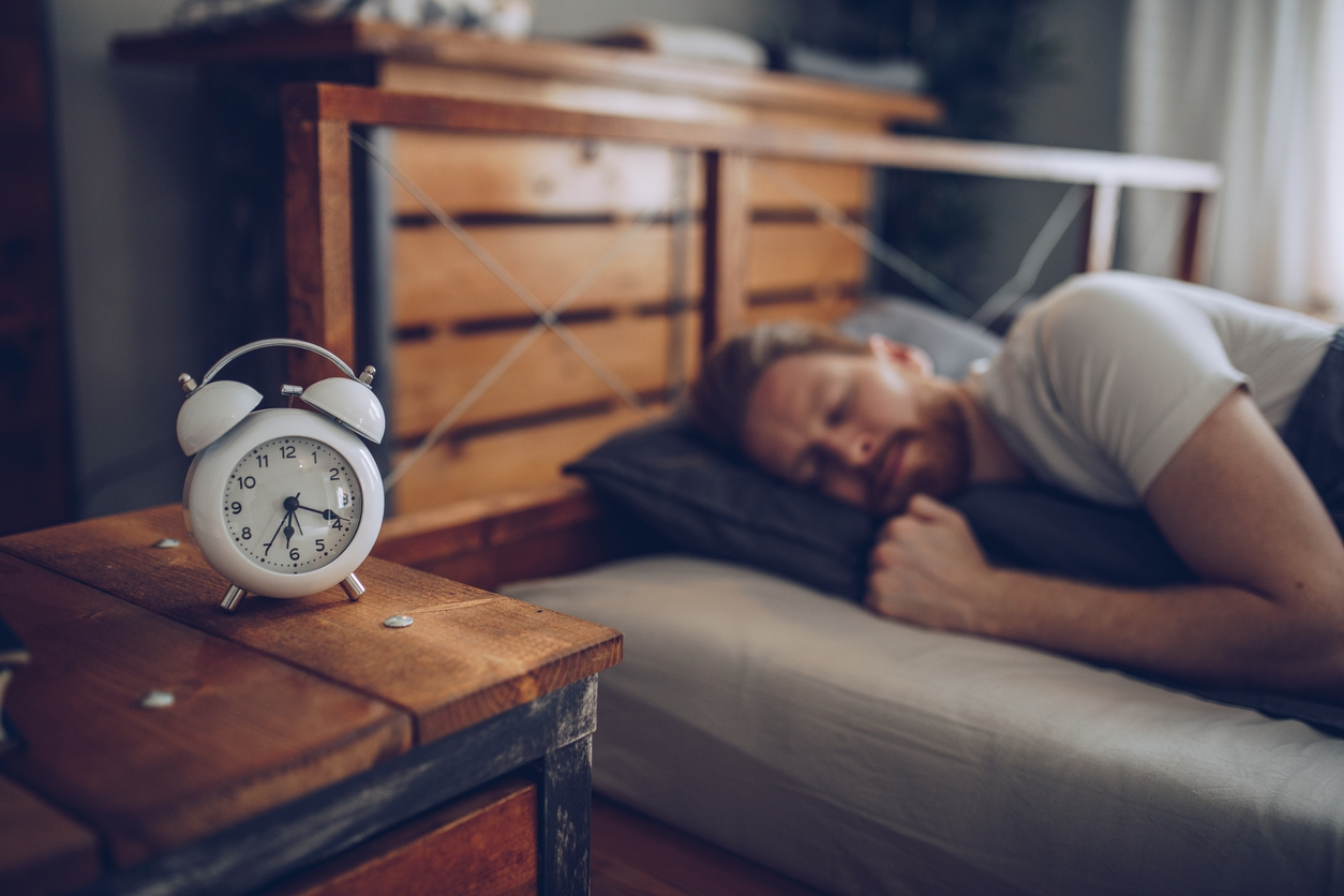 Por que você não deveria usar o botão soneca
