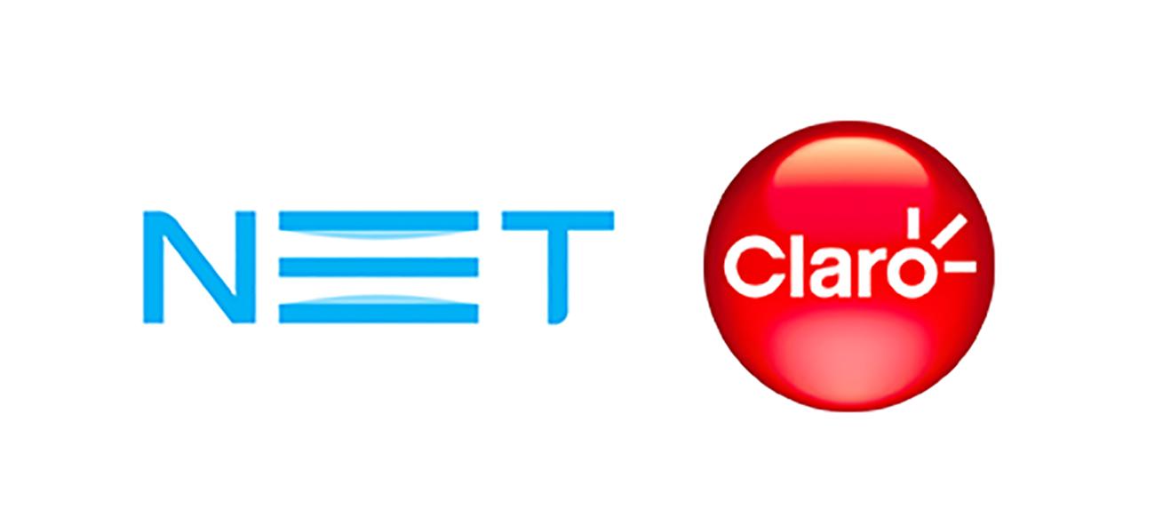 NET e Claro anunciam mudanças nas marcas