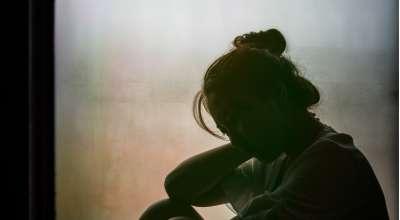 Silhouetade mulher