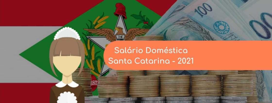 Salario Domestica SC